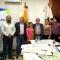 """Fredy Armijos alcalde de Nangaritza, fue reelecto presidente de la """"MIMZACH"""""""